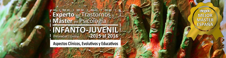 Master en Psicología Infanto-Juvenil